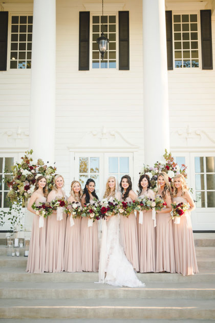 Rachel Lamb And Joshua Brown S Romantic Fall Dfw Wedding By Grit Gold