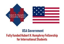 Hubert Humphrey Fellowships in USA for International Students