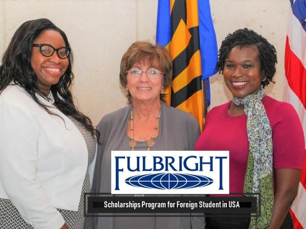 Fulbright Foreign Student Program in USA