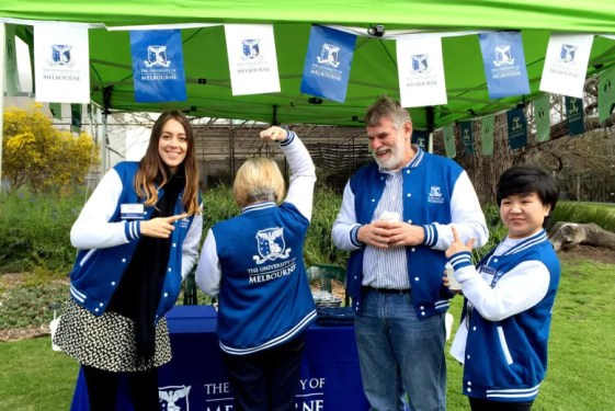 Looking for a scholarship to support your graduate research? Applications are open for study at the University of Melbourne in Australia. Apply NoW!