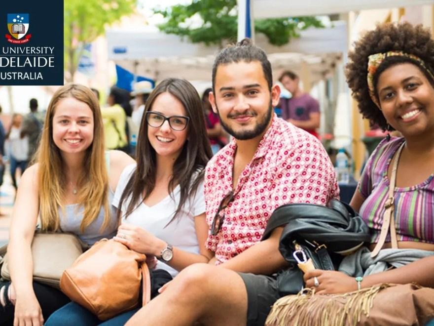 Australian Scholarships International at University of Adelaide (ASI), 2019