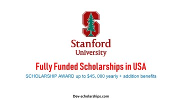 Fully Funded Stanford University Knight Hennessy Scholarships in USA