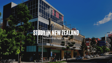 New Zealand Canterbury Scholarship at The University of Canterbury