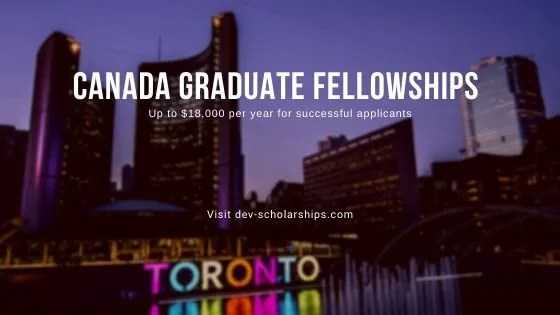 University of Manitoba Graduate Fellowships Canad 2020