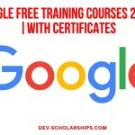 Google Free Training Courses 2020 |Courses with Certificates