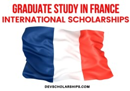 Graduate Study in France Scholarship at Paris-Dauphine University