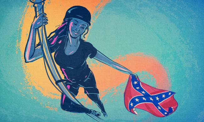 YES! Illustration by Jennifer Luxton