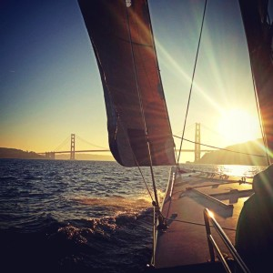 Sunset cruises, bay tours, and private charters are all available on USA 76 | ACsailingSF