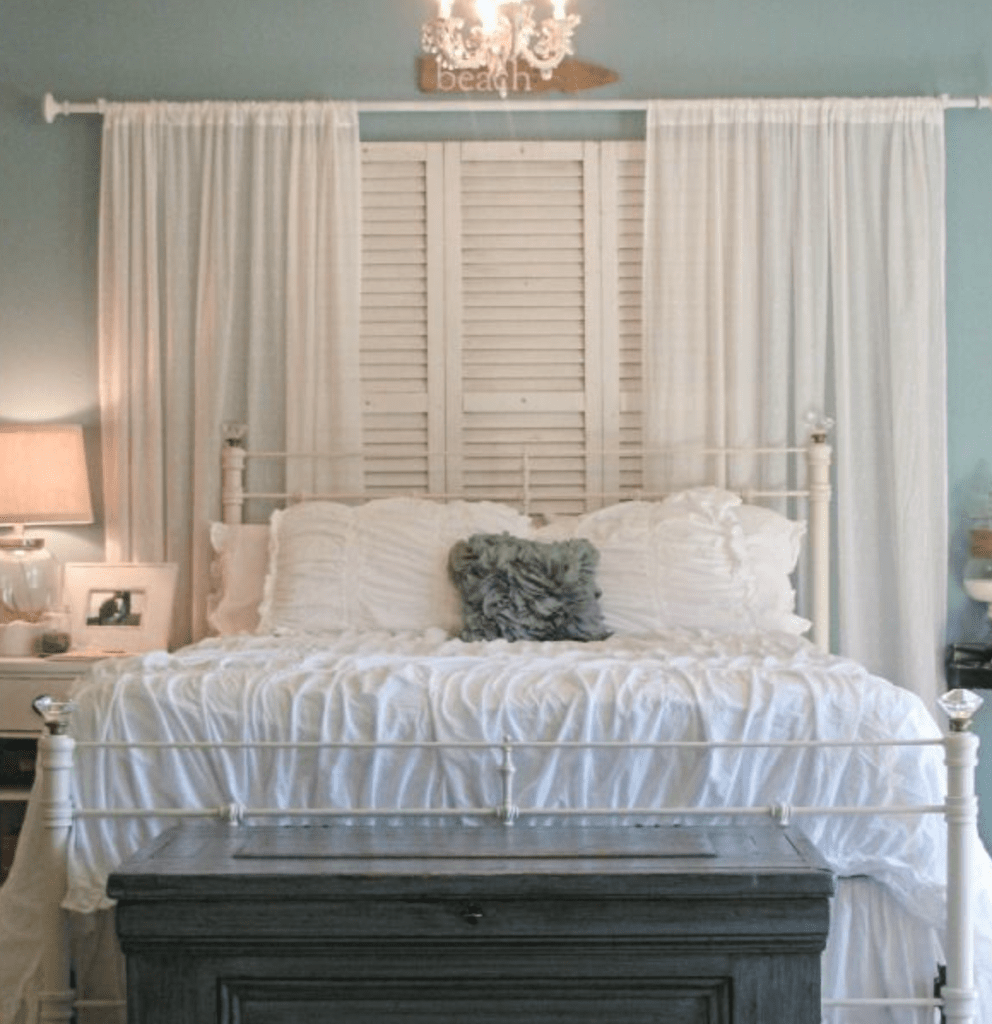 Four affordable headboard ideas create your own story - Make your own headboard ...