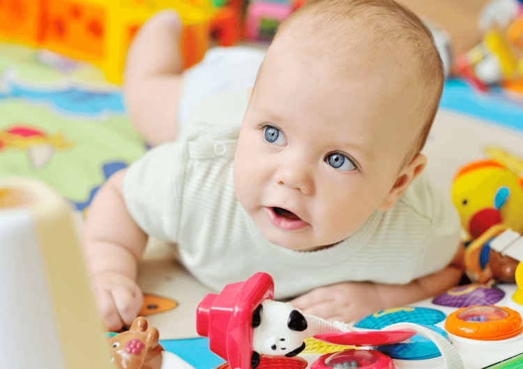 Top 12 Best Baby Toys For Baby's First Year