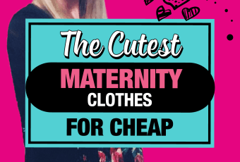 Where To Buy The Best Maternity Clothes For Cheap