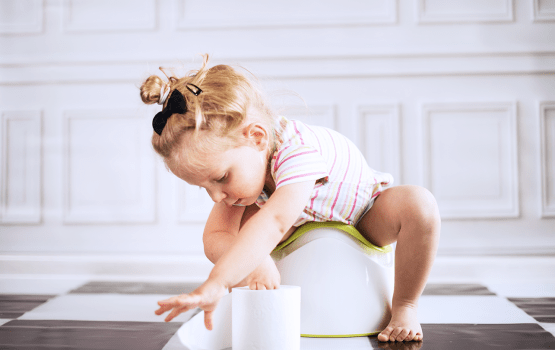 How To Potty Train In A Weekend And Be Done!