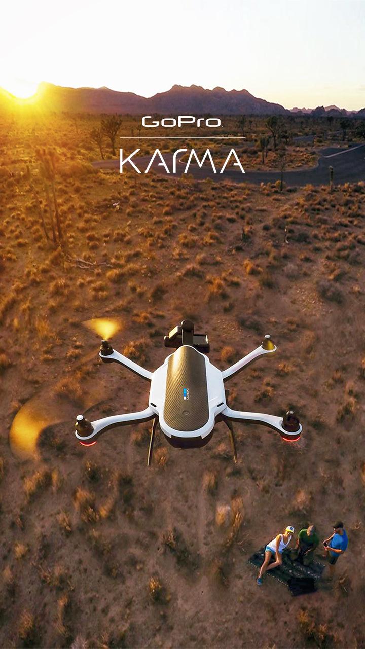 720x1280 Gopro Karma Outdoor Wetalkuav Com