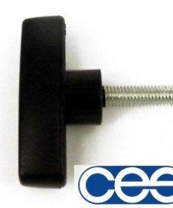 Wing Nut for spray gun (M8 thread)