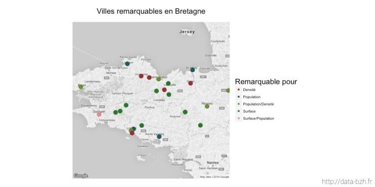 Villes remarquables de Bretagne