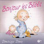 Pochette CD Bonjour les bébés