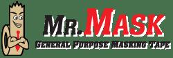 Mr Mask General Purpose Masking Tape Logo