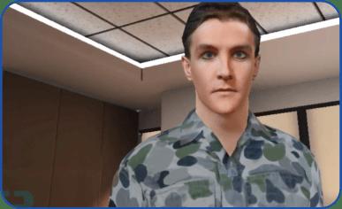 military navy simulation training