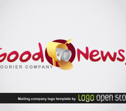 Mailing Logo Company Template