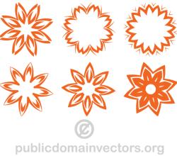Flowers Clip Art Images