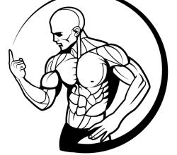 Martial Arts Fighter Vector