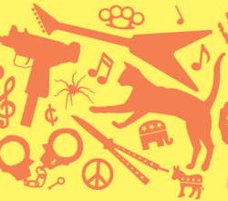 Crazy Vector Icons, Symbols and Objects