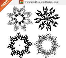 Free Vector Image of Decorative Design Elements
