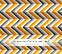 Zigzag Pattern Background Vector