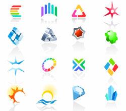 Design Element Logotype Set
