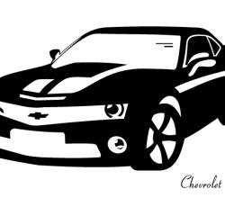 Vector Chevrolet Camaro