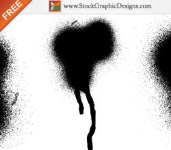 Paint Splash Free Vector Designs