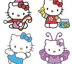 Vector Hello Kitty