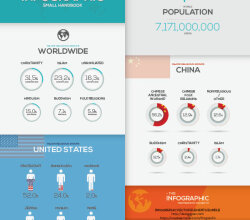 Infographic Vector Template Elements