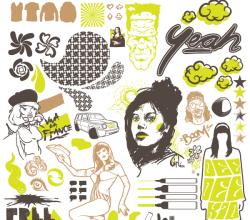 Vector Stuff Elements Illustrator Pack