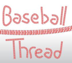Vector Baseball Threads Illustrator Brushes