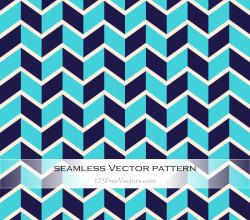 Free Zigzag Pattern Vector Art