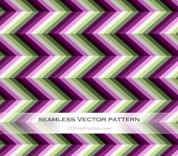 Zigzag Pattern Template
