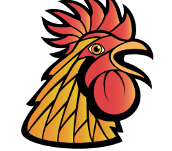Vector Rooster