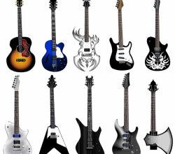 Guitar Vector Pack