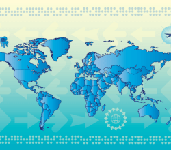 Vector World Map Countries Free Graphic