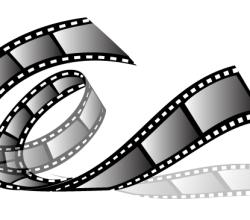Vector Film Strip Free Download