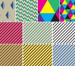 Seamless Geometric Pattern Graphics