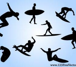 Free Surf Vectors