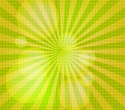 Free Sunburst Vector Background