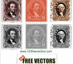 Old Stamp Free Set