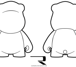 Vector Bub Template