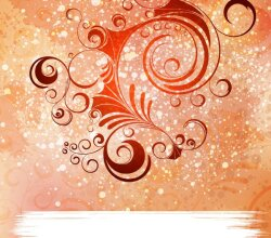 Abstract Grungy Free Vector Background