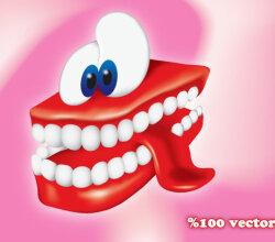 Teeth Man Ai Stock