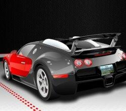 Vector Bugatti Veyron