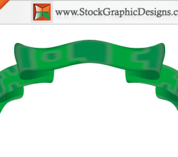 Colour Banner Free Vector Image